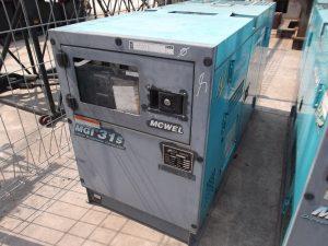MCwel MGI-31S Generator Set S-N MG001432_1