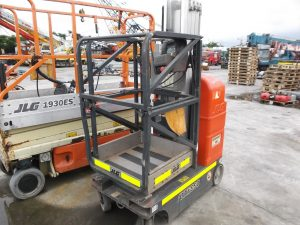 JLG 20DVL Electric Boom Lift SN 0130006222 (2)
