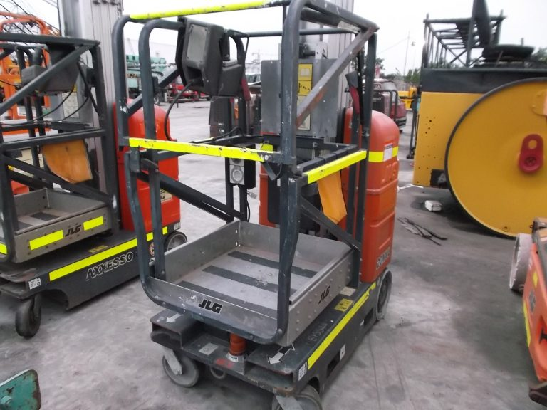 JLG 20MVL Electric Boom Lift, CN 0130010779 (1)