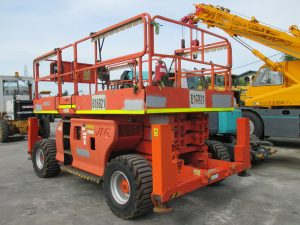 JLG 3394RT Scissor Lift (4)