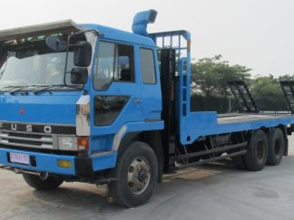 Mitsubishi Self Loader Truck