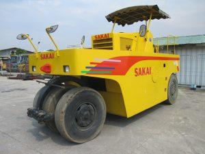 Sakai TA10 Pneumatic Tire Roller s.n 20044 (5)