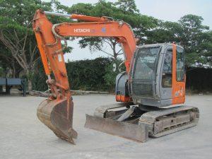 Hitachi Zaxis ZX75 - Excavator - Beko (3)