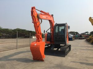 Hitachi ZX75US ZAXIS Excavator Built up Jepang (8)