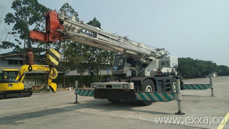 Kato KR35H-V Rough Terrain Crane 35ton atau Mobile Crane 35ton (4)