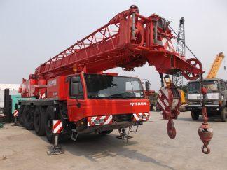 Tadano ATF 70-4 Rough Terrain Crane
