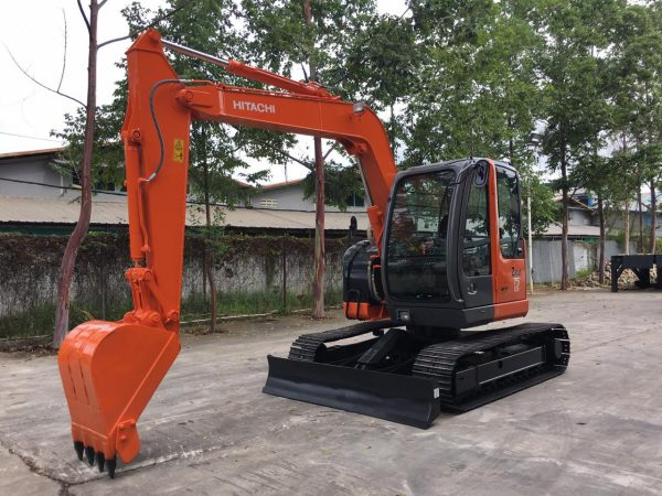 Hitachi ZX75US Excavator
