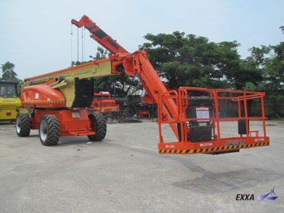 Boomlift 38Meter JLG 1250AJP - Boom lift Bekas lokasi Jakara dan Tangerang (1)
